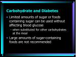 carbohydrate and diabetes4