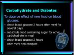 carbohydrate and diabetes5