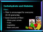 carbohydrate and diabetes6