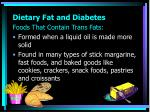 dietary fat and diabetes2