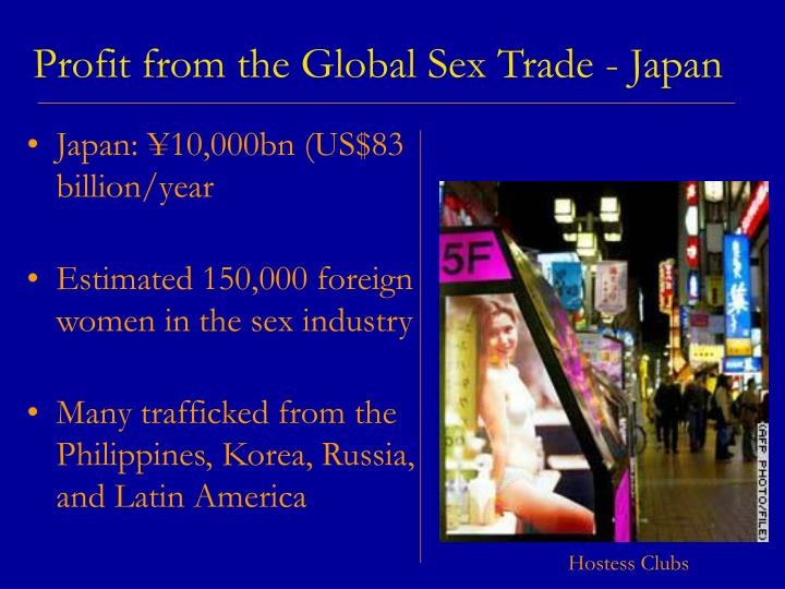 Profit from the Global Sex Trade - Japan