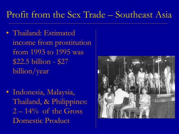 Profit from the Sex Trade – Southeast Asia