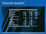 financial situation1