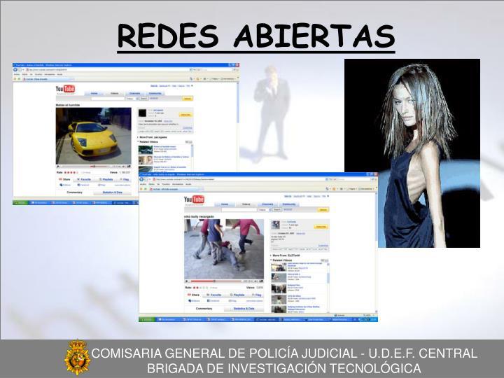 REDES ABIERTAS
