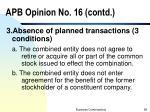 apb opinion no 16 contd2