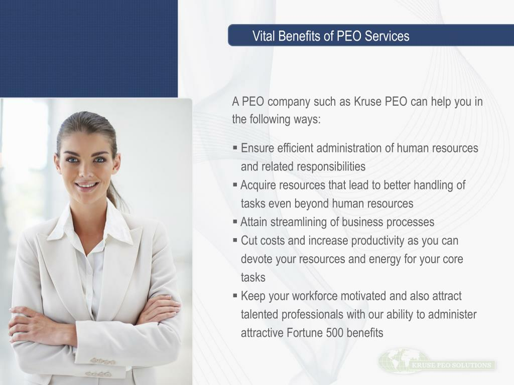 Vital Benefits of PEO Services