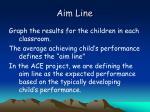 aim line
