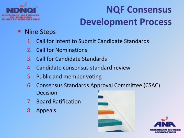 NQF Consensus