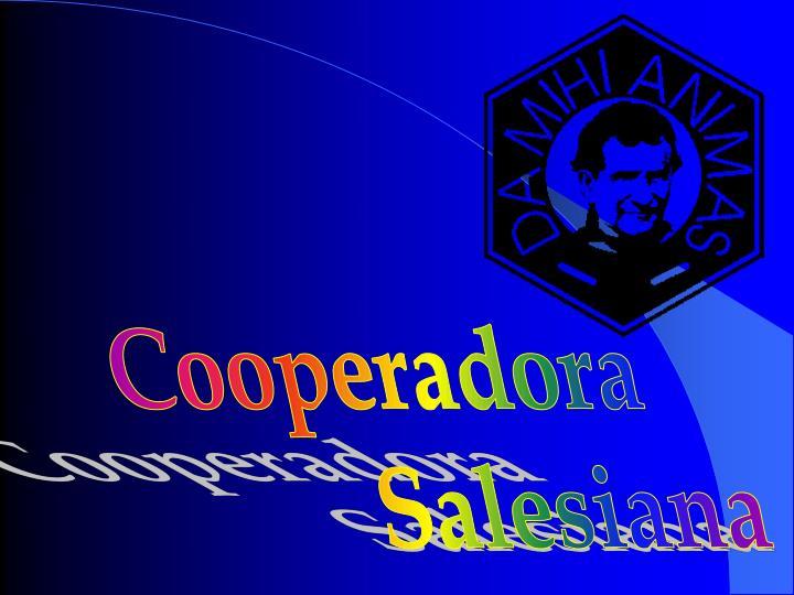 Cooperadora