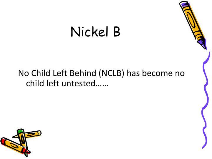 Nickel B