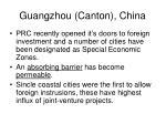 guangzhou canton china