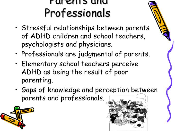 Parents and Professionals