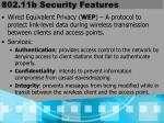 802 11b security features