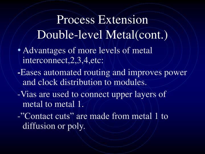 Process Extension