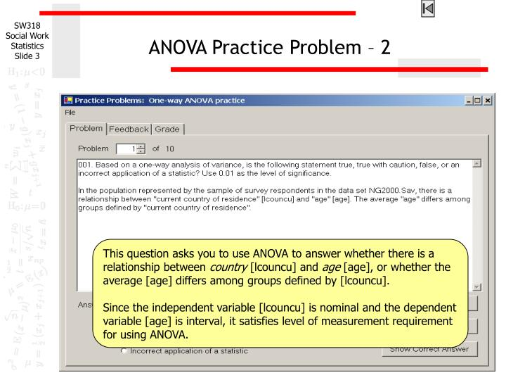 Anova practice problem 2