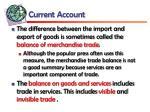 current account1