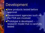 development2
