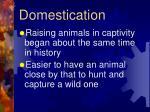domestication5