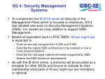 sg 4 security management systems