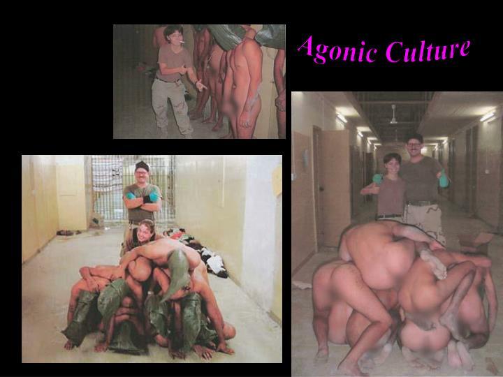 Agonic Culture