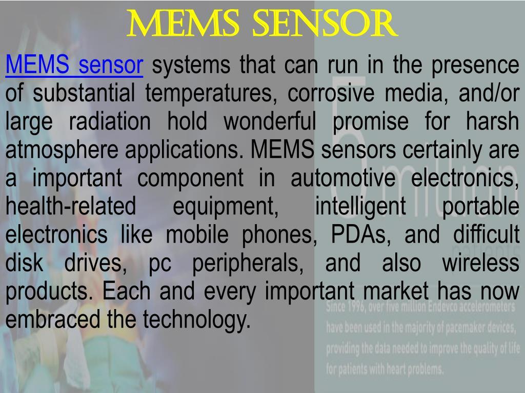 MEMS Sensor