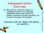 assessment center exercises4
