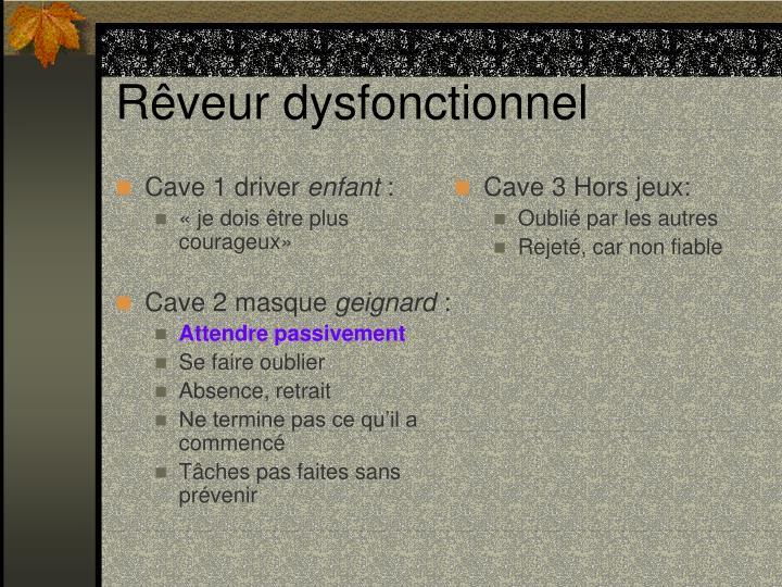 Cave 1 driver
