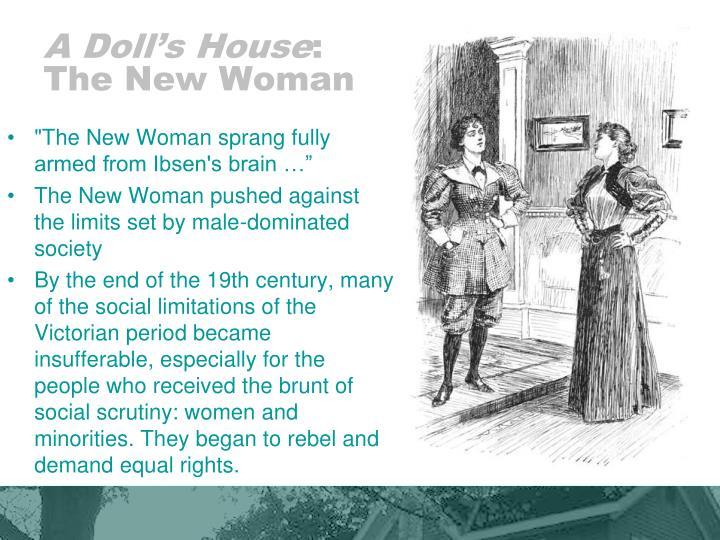 dolls house male dominance