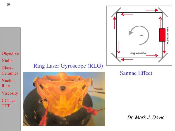 Ring Laser Gyroscope (RLG)