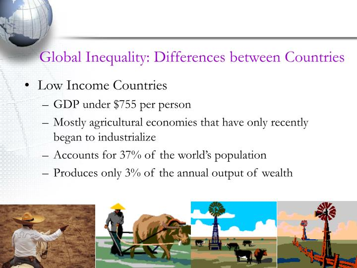 difference and inequality