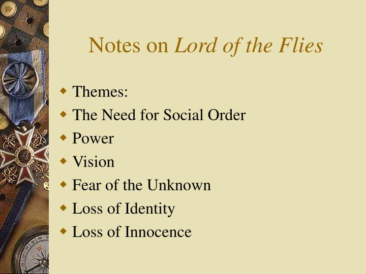 lord of the flies essay on innocence Below is an essay on loss of innocence in lord of the flies from anti essays, your source for research papers, essays, and term paper examples a) loss of innocence all of the boys were innocent kids.