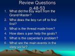 review questions p 48 53