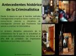 antecedentes hist ricos de la criminal stica3