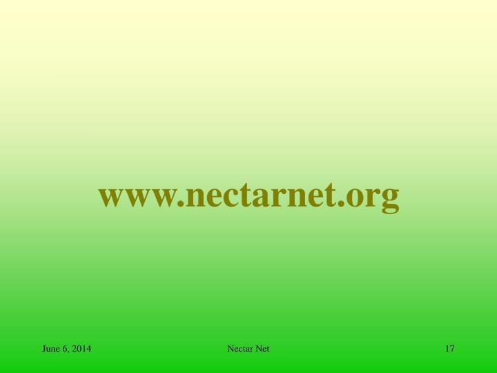 www.nectarnet.org
