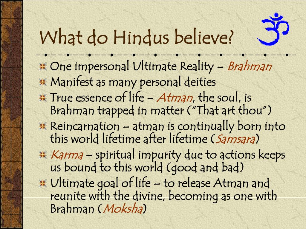 PPT - What is Hinduism? PowerPoint Presentation - ID:1271946