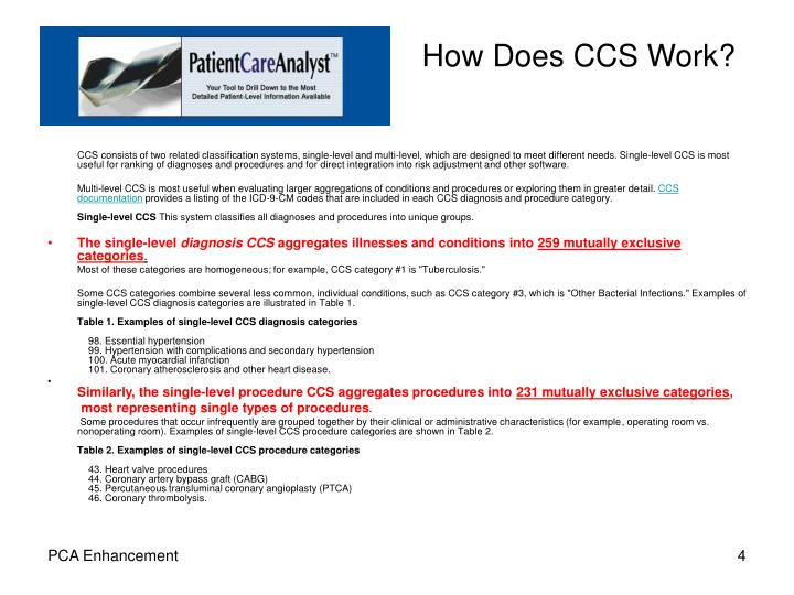 How Does CCS Work?