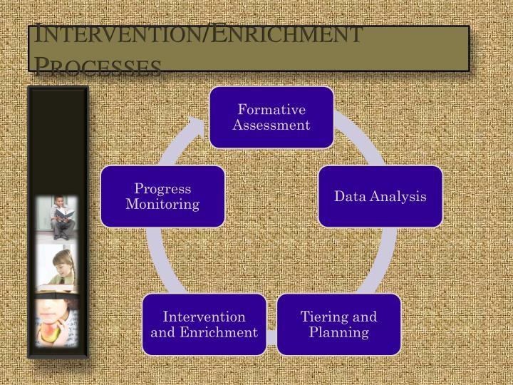 Intervention/Enrichment Processes