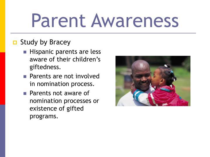 Parent Awareness