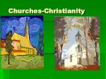 churches christianity