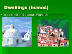 dwellings homes