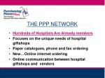 the ppp network