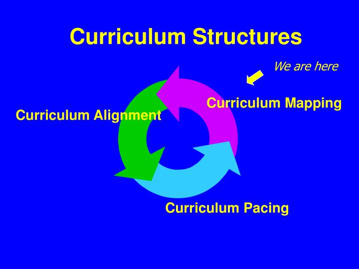 Curriculum Structures