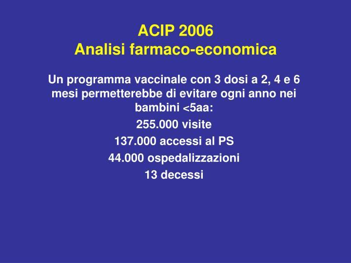 ACIP 2006