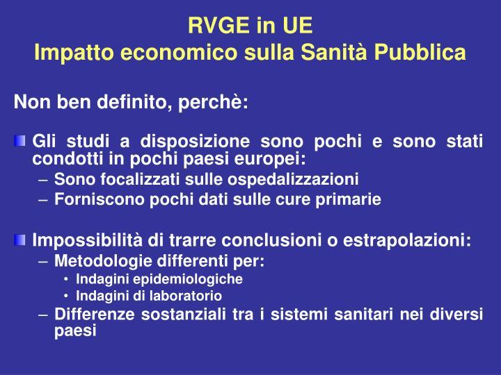 RVGE in UE