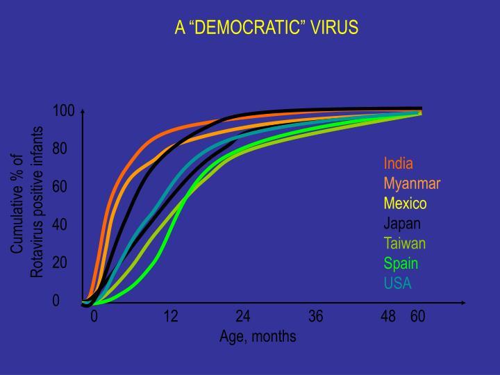 "A ""DEMOCRATIC"" VIRUS"