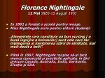 florence nightingale 12 mai 1820 13 august 191014