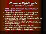 florence nightingale 12 mai 1820 13 august 191018