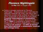 florence nightingale 12 mai 1820 13 august 191021