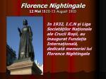 florence nightingale 12 mai 1820 13 august 191023