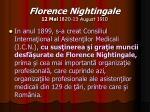 florence nightingale 12 mai 1820 13 august 191024